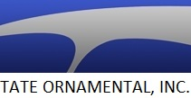 Tate Ornamental, Inc. logo