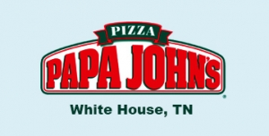 Papa Johns White House, TN